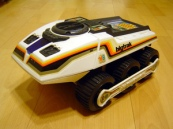 Big Trak programmable tank
